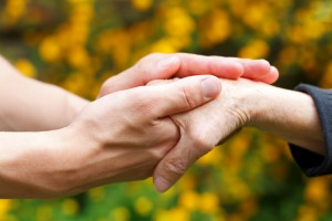 caring for someone with arthritis