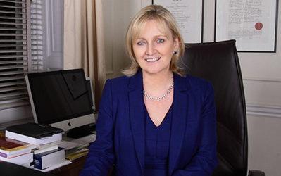 President of the Royal Society of Medicine, Rheumatology Division – Dr Stephanie Barrett